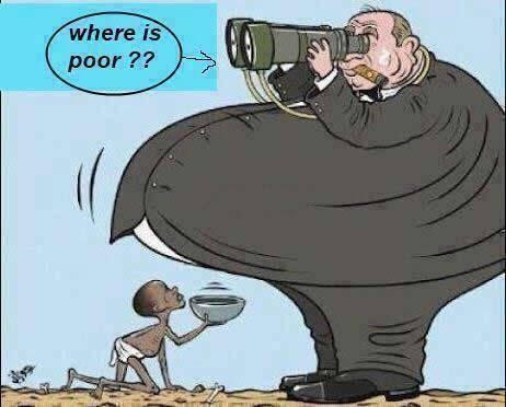 famine et obésité