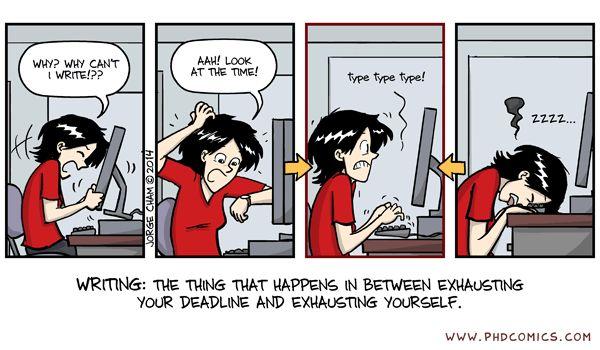 Rédaction de thèse